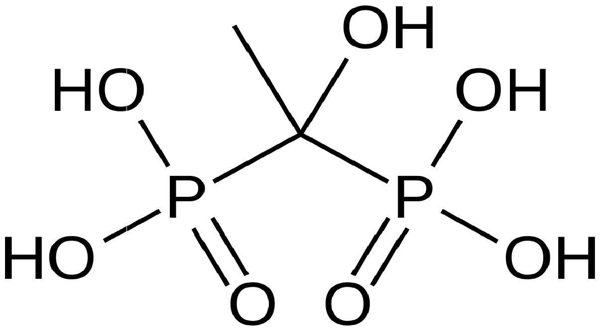 Etidronic_acid متیلن فسفونات چیست ؟ با کیمیای سعادت آشنا شوید